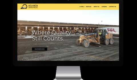 Atlanta Paving & Concrete Construction, Inc.